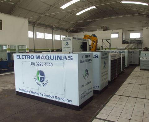 Geradores de Energia | Eletro Máquinas Geradores