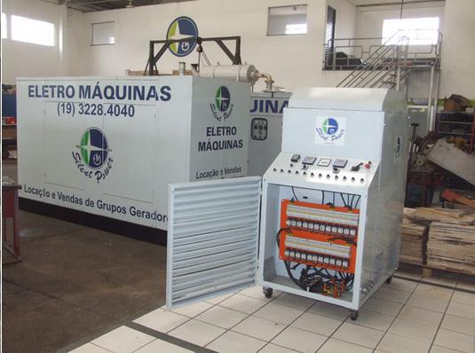 Manutenção de Geradores de Energia | Eletro Máquinas Geradores