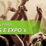 Geradores de Energia para Shows Eventos, Exposições e Congressos