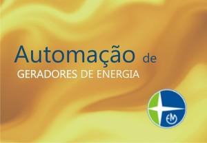 Automação de Geradores de Energia