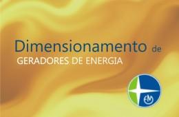 Geradores de Energia, Dimensionamento