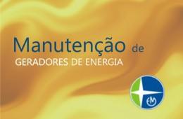 Geradores de Energia, Manutenção